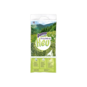 Bunny Nature Széna Fresh Grass Hay Pure Nature 3 kg
