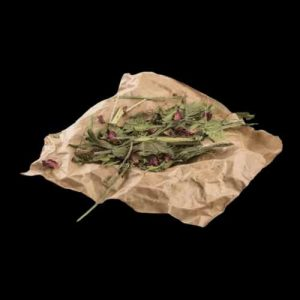 Bunny Nature ALL NATURE BOTANICALS MIX OF RIBWORT & ROSE BLOSSOMS 120 G