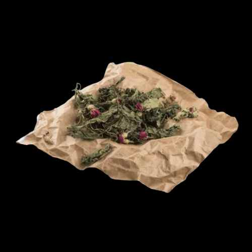 Bunny nature ALL NATURE BOTANICALS MIX OF STINGING NETTLE LEAVES CORNFLOWER BLOSSOMS 90G