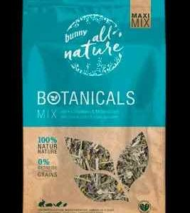 Bunny Nature ALL NATURE BOTANICALS MIX WITH CHERVIL STALKS & MALVA BLOSSOMS 450 G