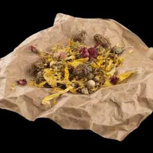 Bunny Nature ALL NATURE BOTANICALS MIX WITH DAISIES & RED CLOVER FLOWERS 120 G