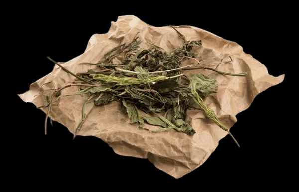 Bunn nature ALL NATURE BOTANICALS MIX WITH HORSETAIL PEPPERMINT LEAVES 120G
