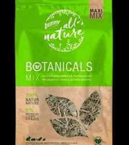 Bunny Nature ALL NATURE BOTANICALS MIX WITH PEPPERMINT LEAVES & CAMOMILE BLOSSOMS 450G