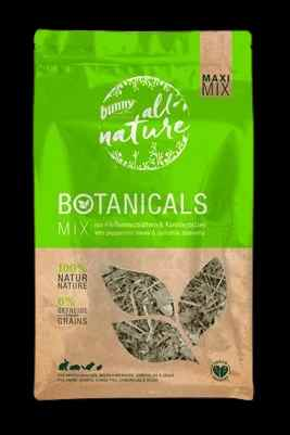 Bunny nature ALL NATURE BOTANICALS MIX WITH PEPPERMINT LEAVES CAMOMILE BLOSSOMS 450G