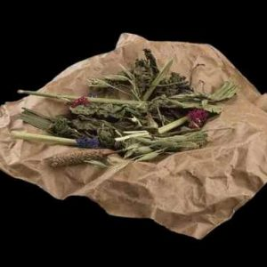 Bunny Nature ALL NATURE BOTANICALS MIX WITH RASPBERRY LEAVES & CORNFLOWER BLOSSOMS 450G