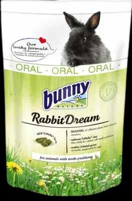 Bunny nature RABBITDREAM ORAL 750G nyúltáp