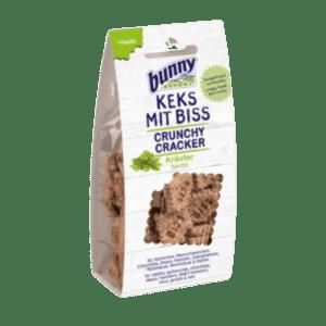 Bunny Nature Crunchy Cracker gyógynövényes 50 gr