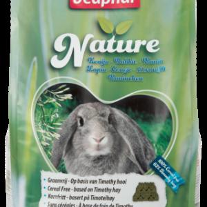 Beaphar NATURE teljes értékű eledel nyulaknak