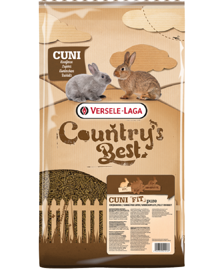 versele-laga countrys best cuni fit pure nyúltáp