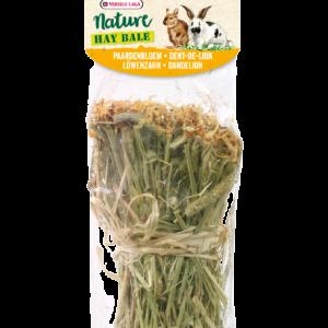 Versele-Laga Nature Snack Hay Bale 70 gr kétféle ízben – Búzavirággal