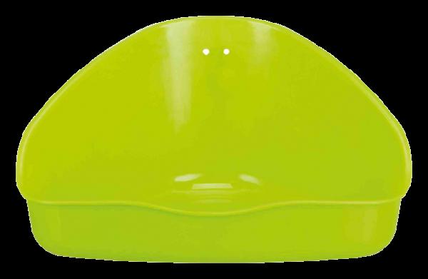 Trixie sarok wc nyúl tengerimalac 36x21x30cm zöld
