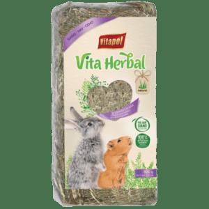 Vitapol széna gyógynövényes vita-herbal 800 gr