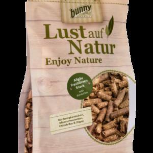 Bunny Nature Lust auf Nature Allgäu Freshgreen snack gyermekláncfűvel 450 gr
