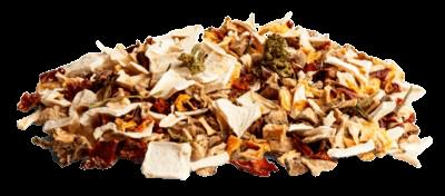 Bunny Nature Lust auf Nature favourite Vitamin pack zoldsegkeverek ceklaval 50 gr