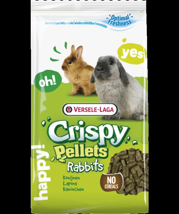Versele-Laga Crispy Pellets gabonamentes nyúltáp 2 kg