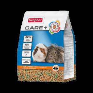 Beaphar CARE+ tengerimalac eledel szuperprémium minőségű tengerimalac táp