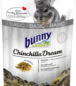 Bunny Nature Chinchilla Dream Basic csincsilla táp