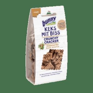 Bunny Nature Crunchy Cracker South America 50 gr