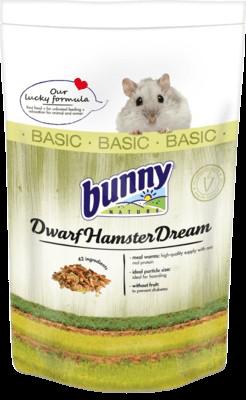 Bunny Nature Dwarf Hamster Basic torpe horcsog tap