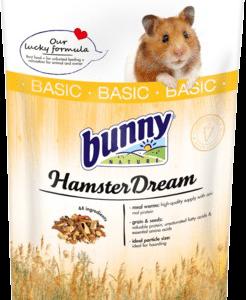 Bunny Nature Hamster Dream Basic hörcsög táp 400 gr