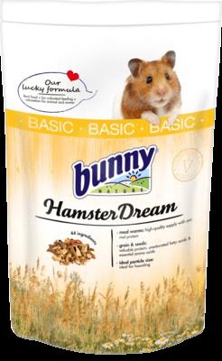 Bunny Nature Hamster Dream Basic horcsog tap 400 gr