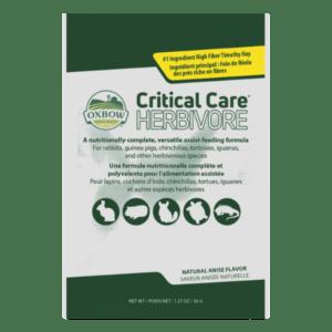 Oxbow Critical Care Anise állatorvosi táp