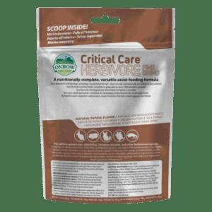 Oxbow Critical Care Fine Grind állatorvosi táp 100 gr
