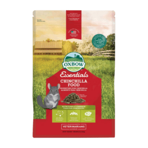 Oxbow Essentials Adult Chinchilla csincsilla táp