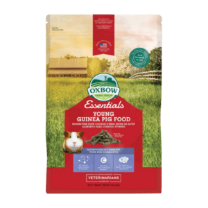 Oxbow Essentials Young Guinea Pig fiatal tengerimalac táp 2,25 kg