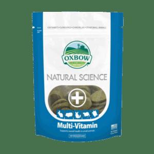 Oxbow Natural Science Multi-Vitamin 120 gr