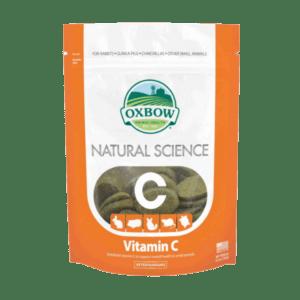 Oxbow Natural Science Vitamin C 120 gr